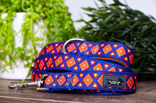 Matombe Aztec Dog Leash (Premade)