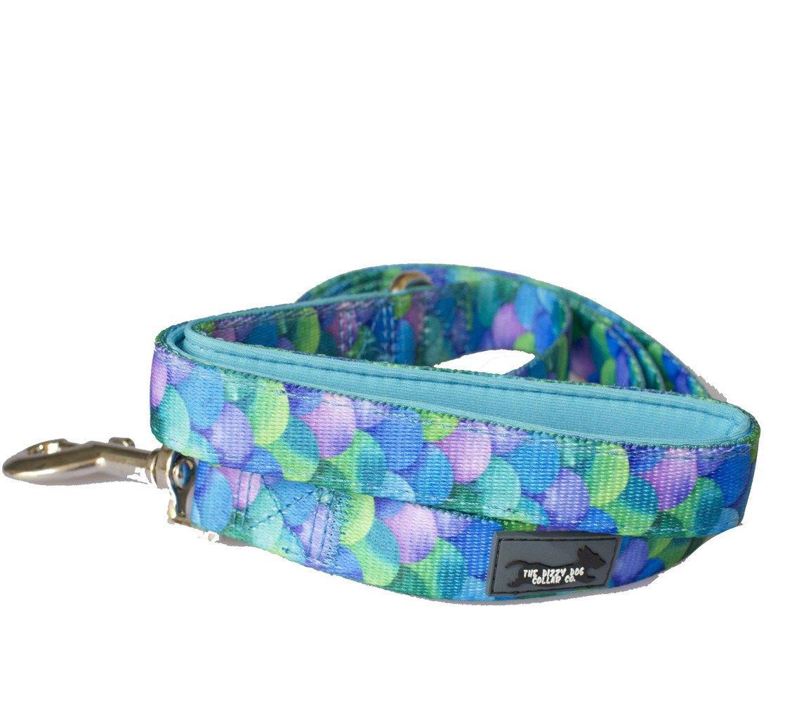 Mermaid Dog Leash-Dizzy Dog Collars-Dizzy Dog Collars
