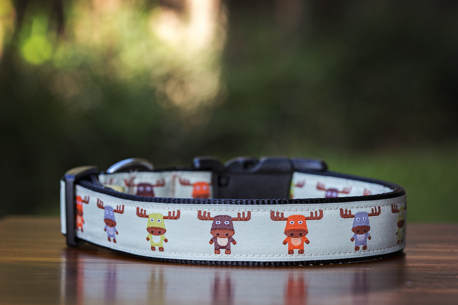 Moose Dog Collar XS-XL