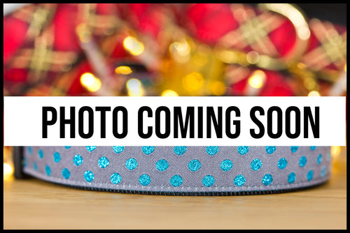 Petrol Blue Glitter Dog Leash