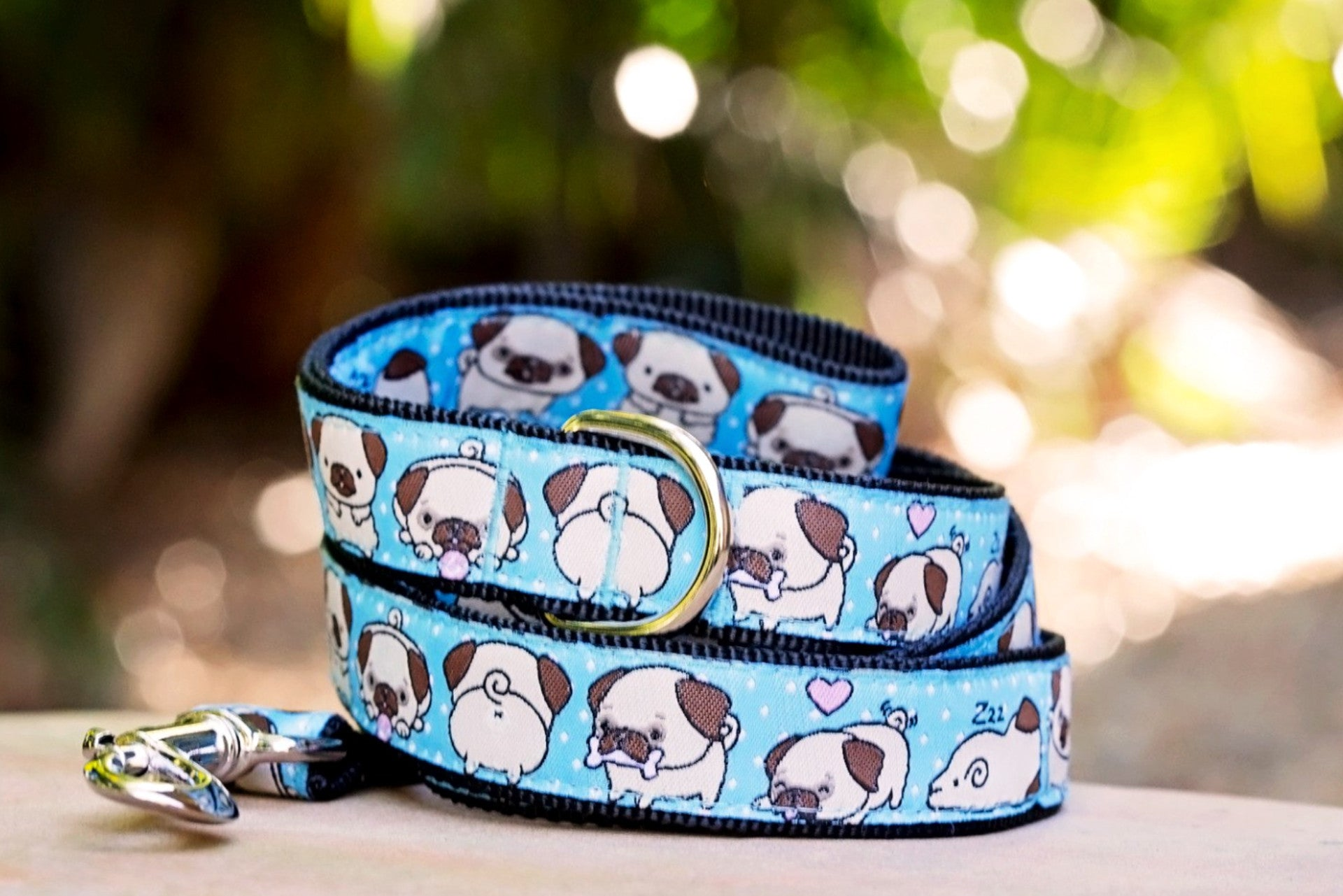 Pug Dog Leash
