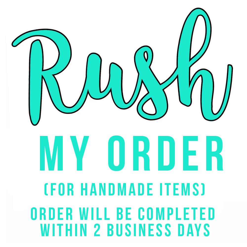 Rush My Order Service-Dizzy Dog Collars-Dizzy Dog Collars