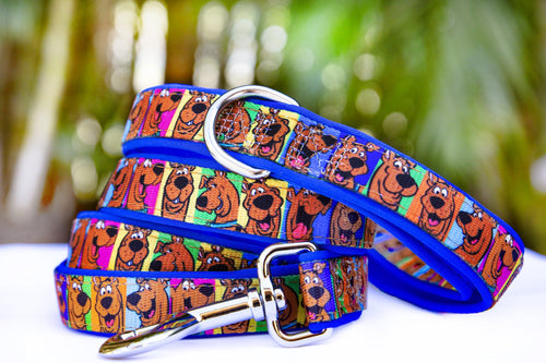 Scooby Doo Dog Lead Blue