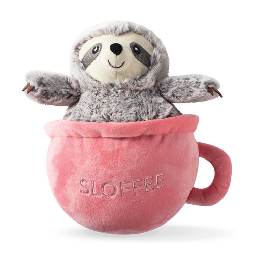 Fringe Studio Sloffee Plush Dog Toy