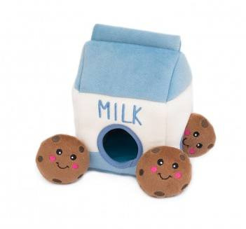 Milk & Cookies - Interactive Dog Toy-Dizzy Dog Collars-Dizzy Dog Collars