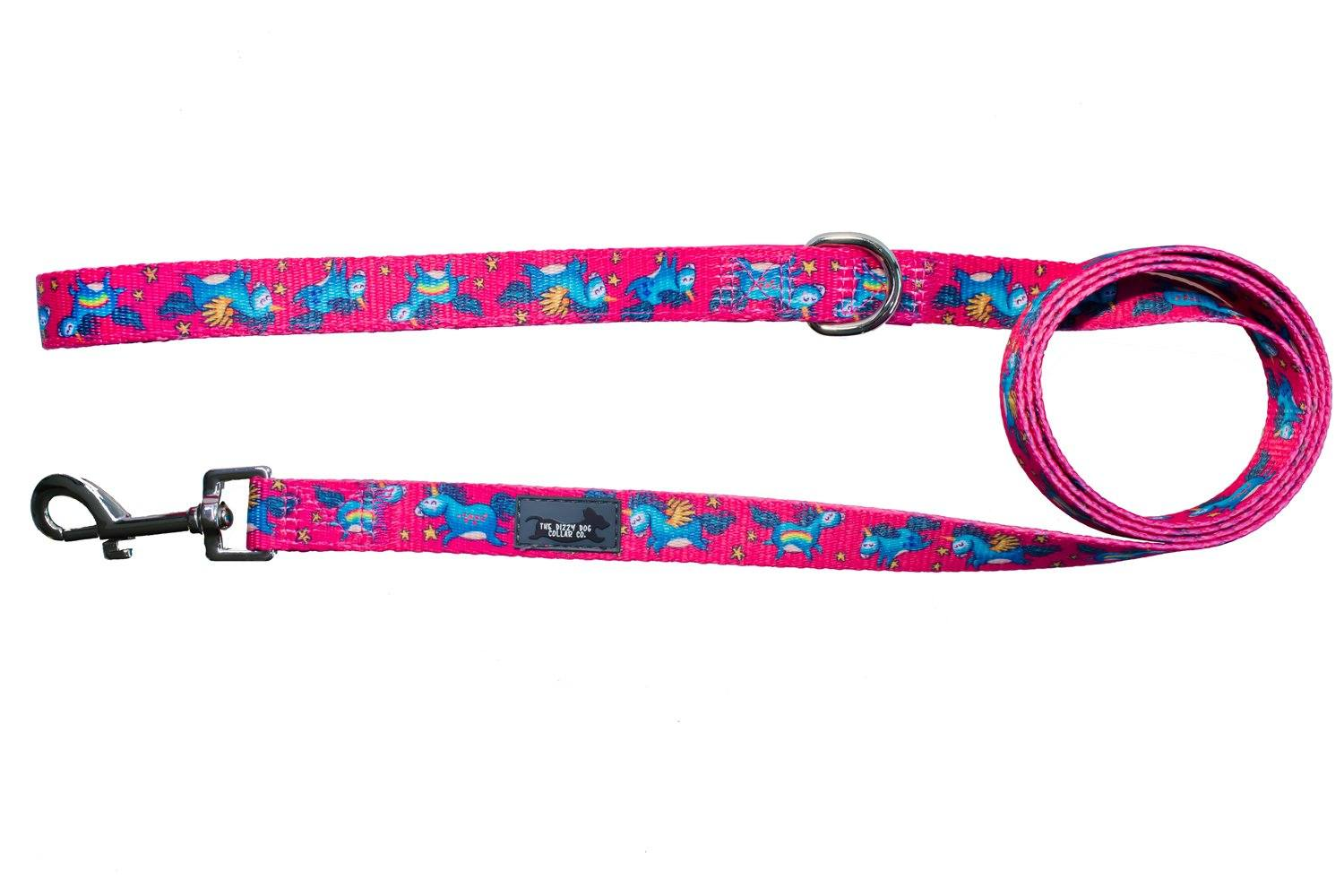 Unicorn Dog Leash-Dizzy Dog Collars-Dizzy Dog Collars