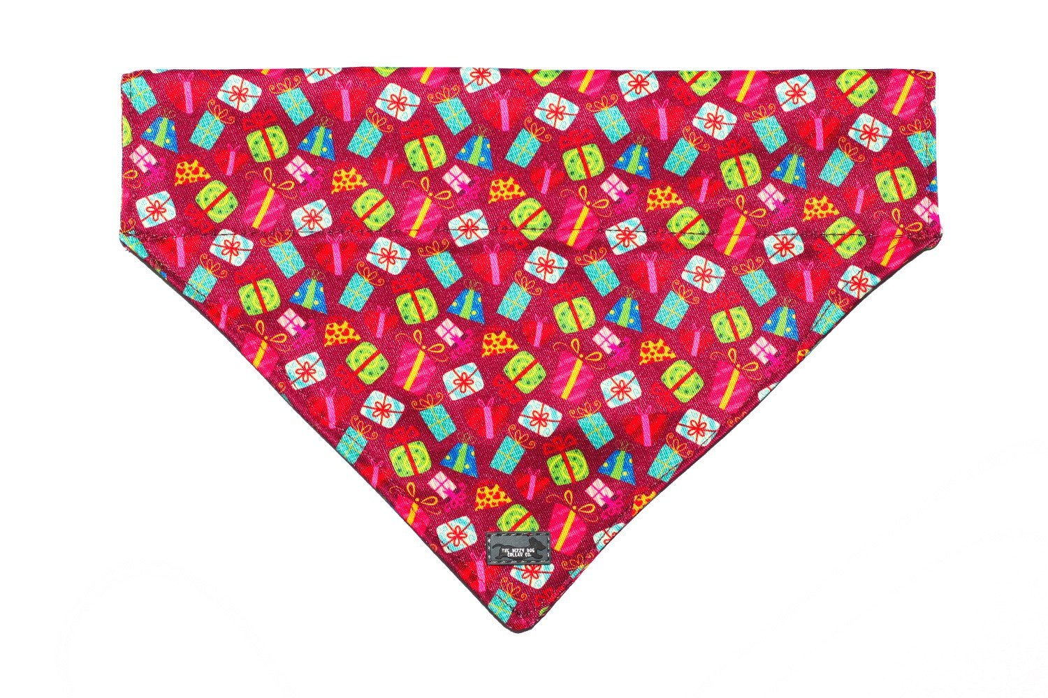 Xmas Presents - Slip on Dog Bandana-Dizzy Dog Collars-Dizzy Dog Collars