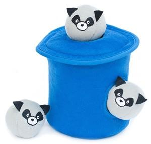 Zippy Burrow - Burrow Raccoons in Trash Can with Bubble Babiez-Dizzy Dog Collars-Dizzy Dog Collars