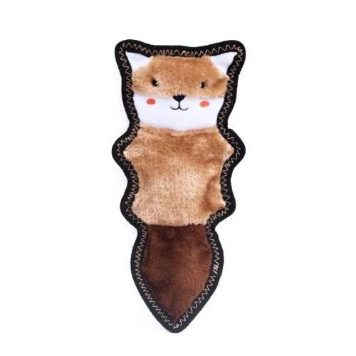 "Zippy Paws Z-Stitch ""Skinny Pelt"" - Chipmunk-Dizzy Dog Collars-Dizzy Dog Collars"