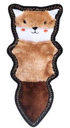 "Zippy Paws  Z-Stitch ""Skinny Pelt"" - Chipmunk"