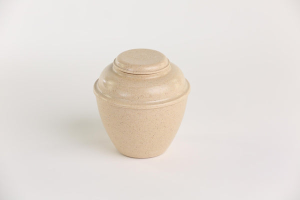 Paw Pods - Classic Urn - eco-friendly, biodegradable pet urn or burial pod