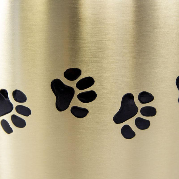 Bronze Paw Pet Cremation Urn - Large - Urn Of Memories