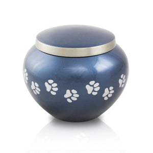 Medium Odyssey Pet Urns - Midnight Blue - Urn Of Memories