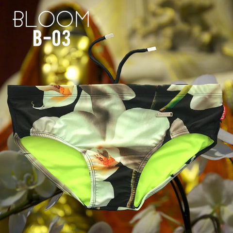 BLOOM B03 | ESTEVEZ Designer swimwear for men - Swimsuit, Tank Tops, Shorts | Mens swimwear | Bear | Twink | Gay pride