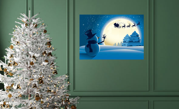 Holiday Decor Wall Decals