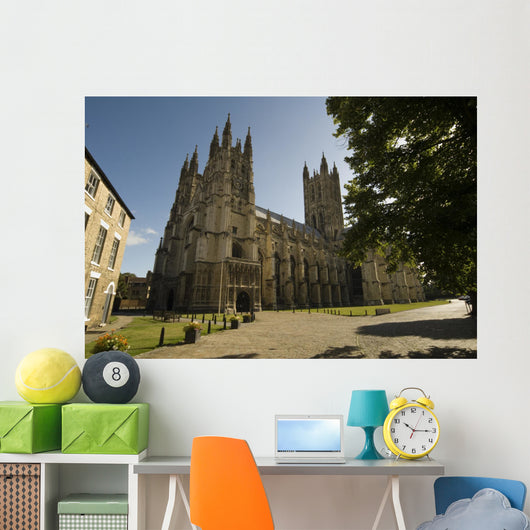 Canterbury Cathedral Wall Mural
