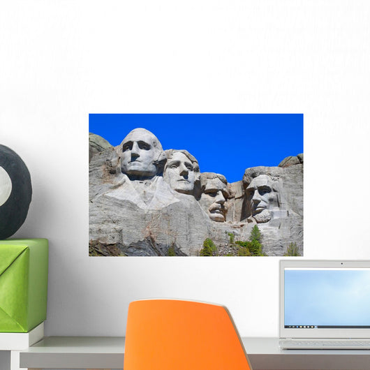 Mount Rushmore National Memorial Wall Decal