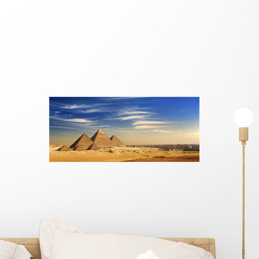 Egypt Cairo Giza General Wall Decal