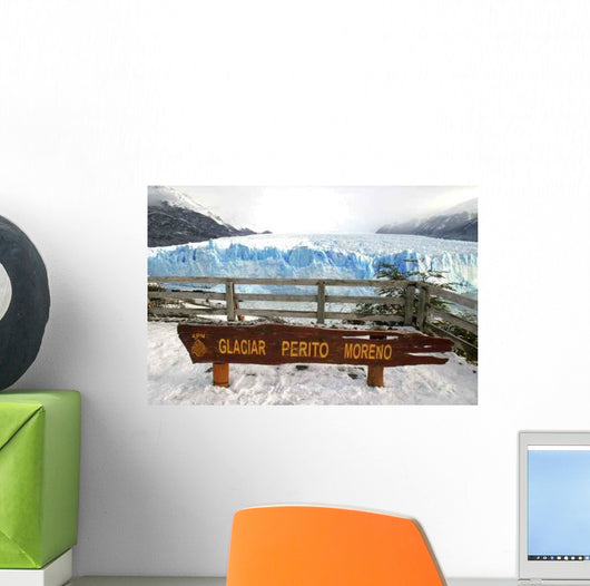 Perito Moreno Wall Decal