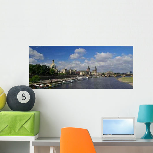 Dresden  Old Town Wall Decal