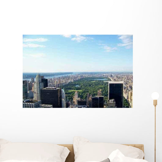 Manhattan Wall Decal
