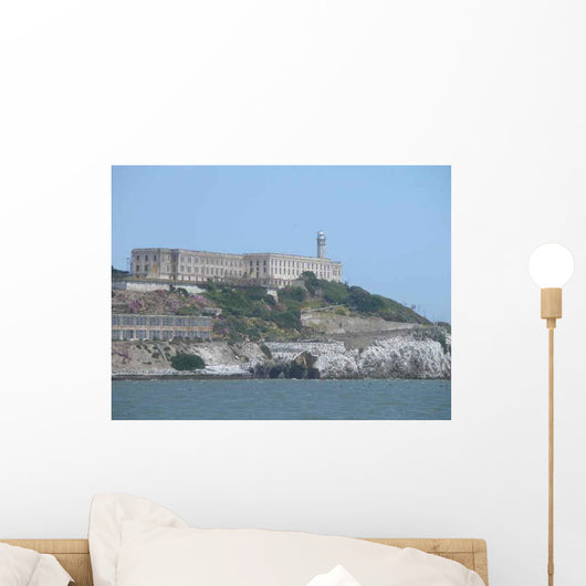 Alcatraz Wall Decal