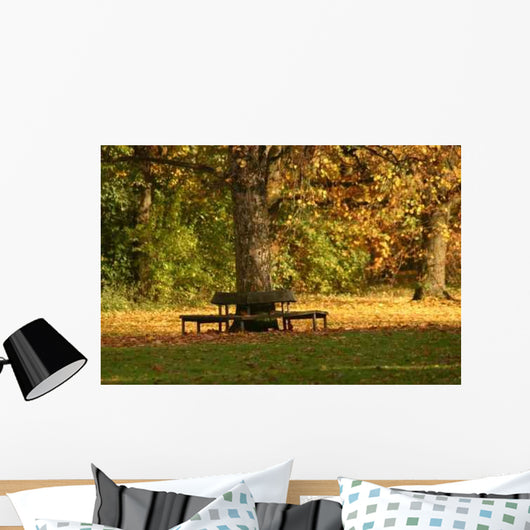 Herbststimmung Wall Decal