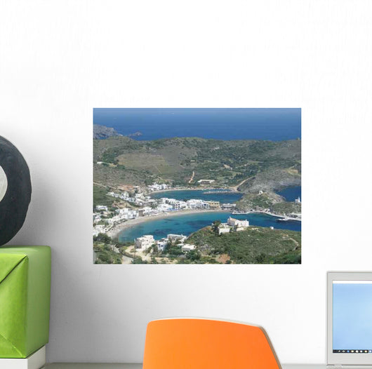 Beautiful Vacation Place Wall Decal