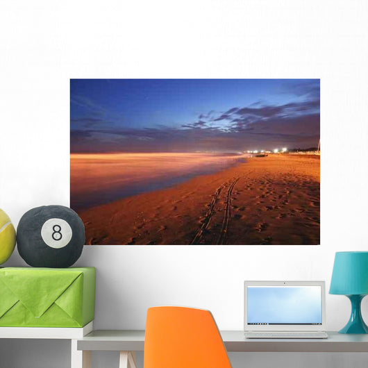 Bibione Beach Wall Decal