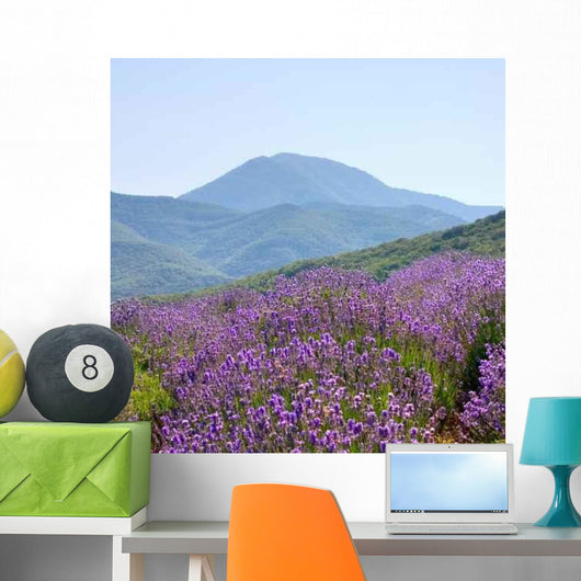 Lavender Wall Decal
