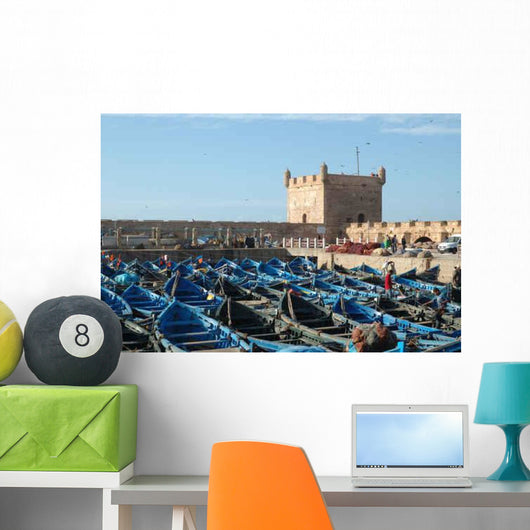 Boats Wall Decal