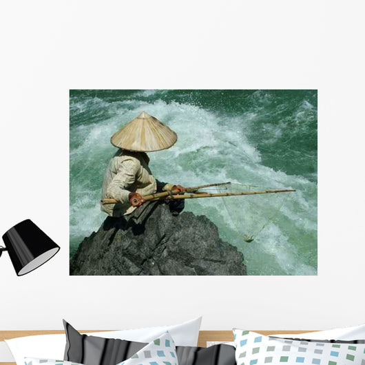 Fishing Wall Decal