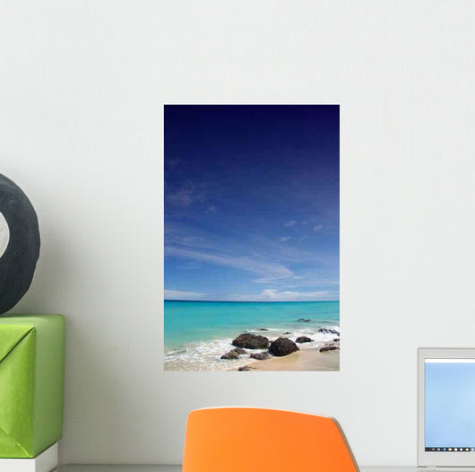 Blue Sky Wall Decal Design 1