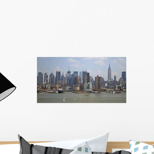 New York Summer Wall Decal