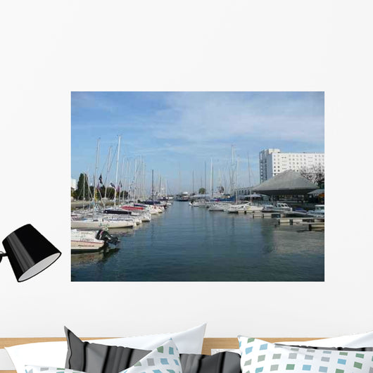 Lorient Wall Decal Design 2