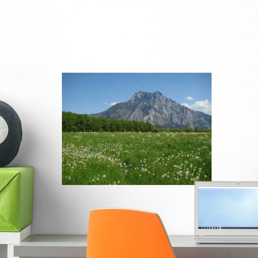 Traunstein Wall Decal