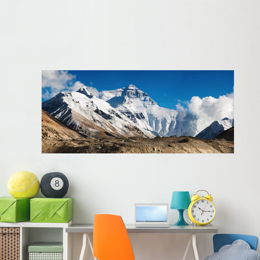 Mount Everest Wall Mural