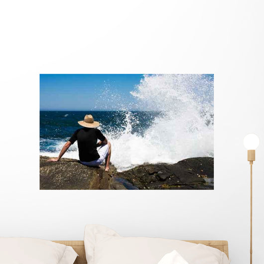Sea Spray Wall Decal