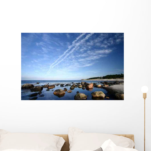Stones Wall Decal Design 1
