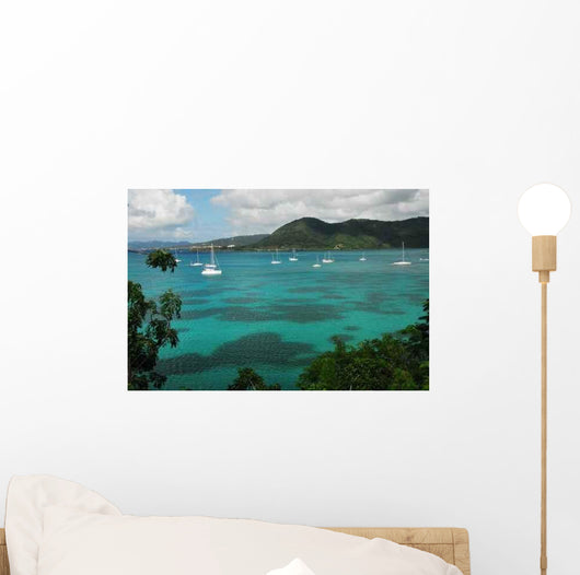 Martinique Wall Decal