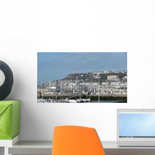Le Havre Wall Decal Design 2