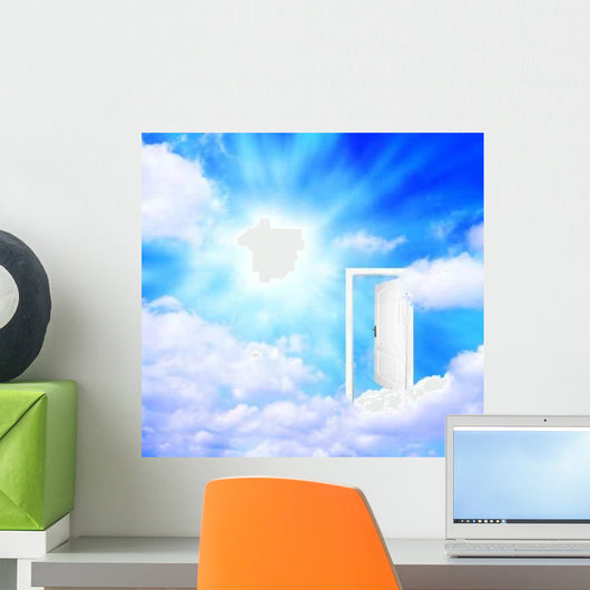 New World Wall Decal Design 2