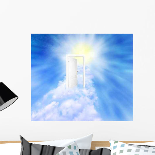 New World Wall Decal Design 1