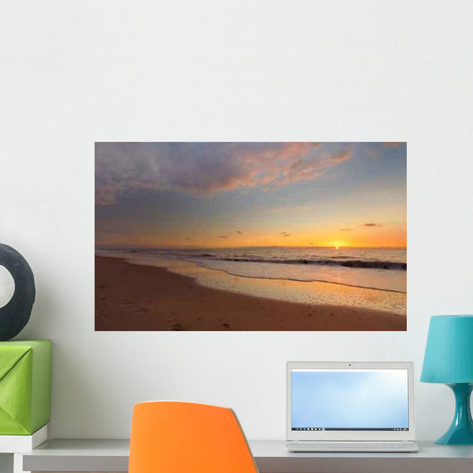 Sunset Wall Decal Design 1