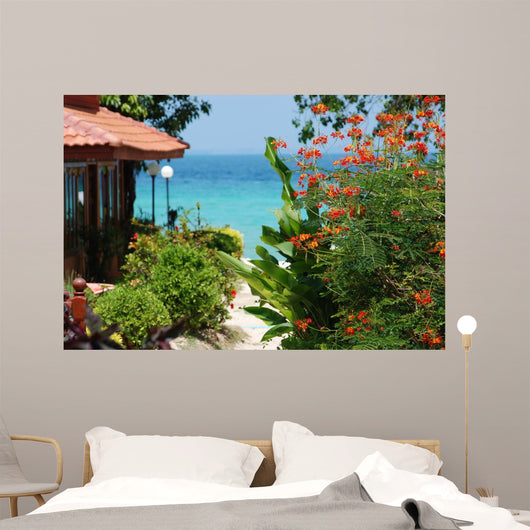 Beachview Ko Phi Phi Wall Mural