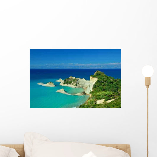 Cape Drastis with Nearby Wall Decal