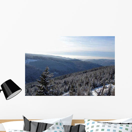 Weitblick Ins Sosetal Wall Decal
