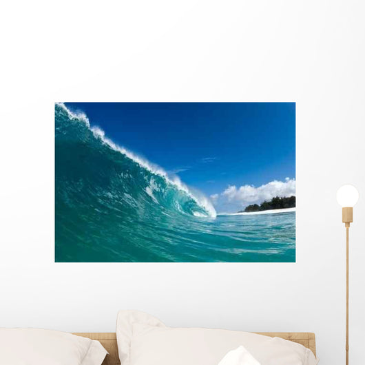 Giant Wave Wall Decal