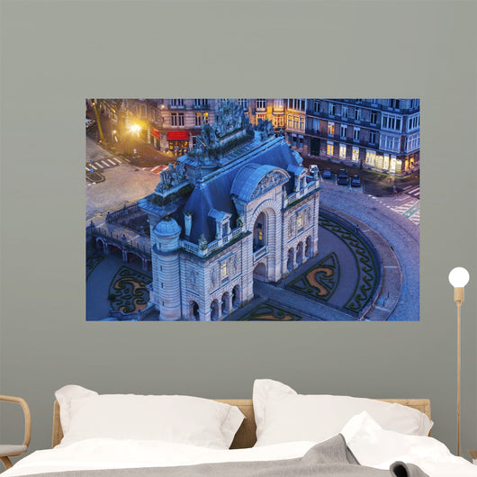 Porta Paris Lille Wall Decal