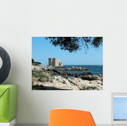 Iles Lerins Wall Decal